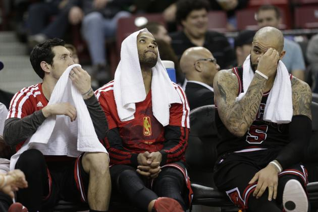 Bulls Trade Rumors Tracker: Latest Updates Ahead of 2014 NBA Trade Deadline