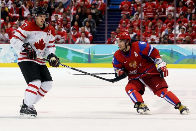 Olympic Hockey 2014: Ranking the Top 50 Players in Sochi