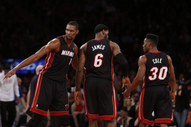Heat Trade Rumors Tracker: Latest Updates Ahead of 2014 NBA Trade Deadline