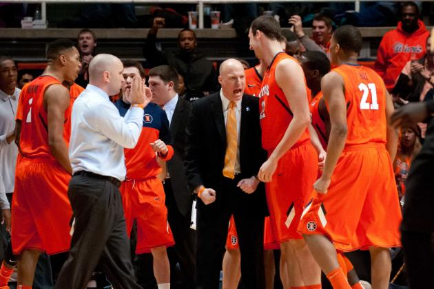 Illinois Basketball: 5 Burning Questions for Remainder of 2013-14 Season