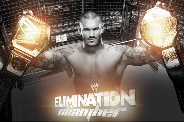 WWE Elimination Chamber 2014: Feuds That Will Thrill Fans at PPV