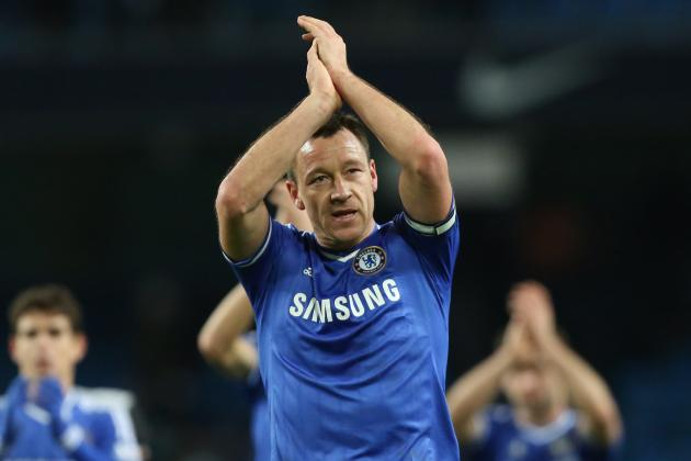 Paper News and Gossip: John Terry Deal at Chelsea, Swansea Sack Laudrup