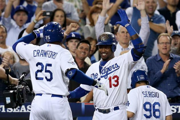 Ranking the Los Angeles Dodgers' Most Important Players Heading into 2014