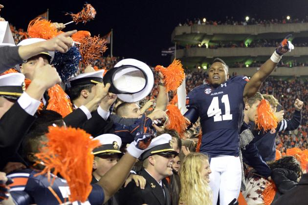 Auburn Football: Meet the Tigers' 2014 Recruiting Class