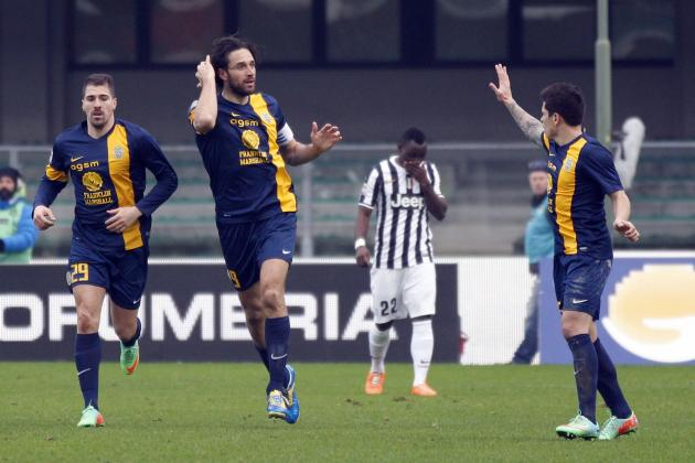 Verona 2-2 Juventus: 6 Things We Learned