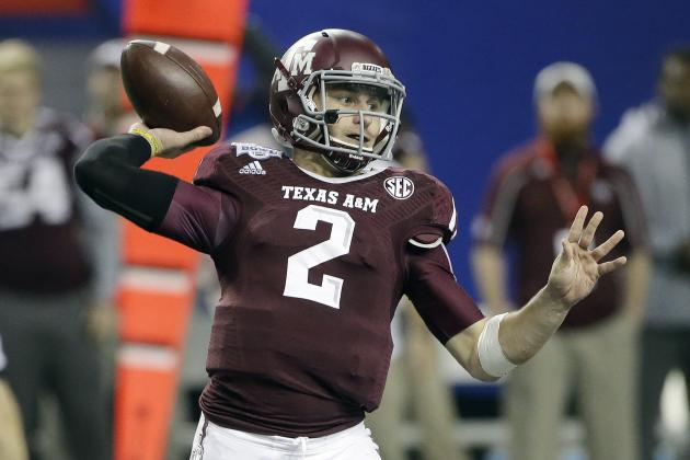 2014 NFL Draft: Highlighting the Top 10 Quarterbacks
