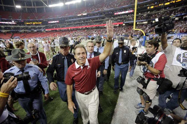 Alabama Football Recruiting: Meet the Crimson Tide's 2014 Class