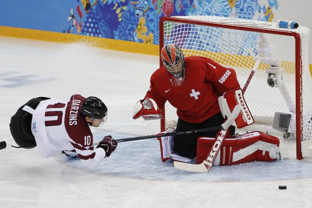 Hot Starts at the 2014 Olympic Hockey Tournament That Will Continue