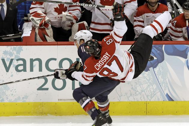 Ranking the Biggest Mismatches in the 2014 Olympic Hockey Semifinals