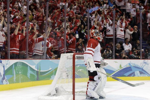 Canadian Olympic Hockey Team 2014: Breaking Down the Goaltenders