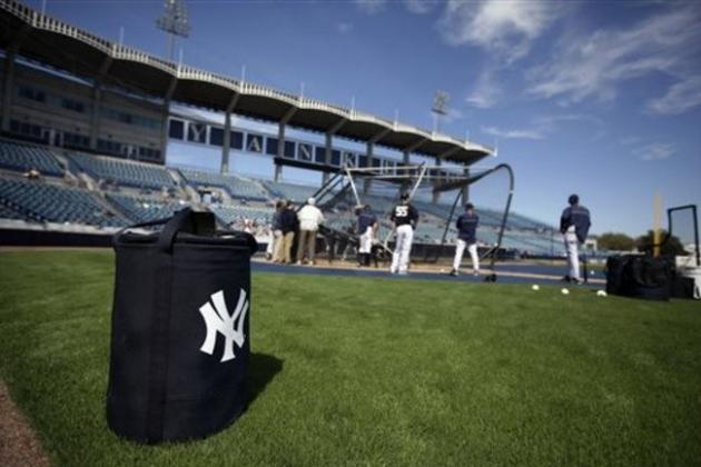 New York Yankees' 4 Sleeper Prospects to Watch in Spring Training