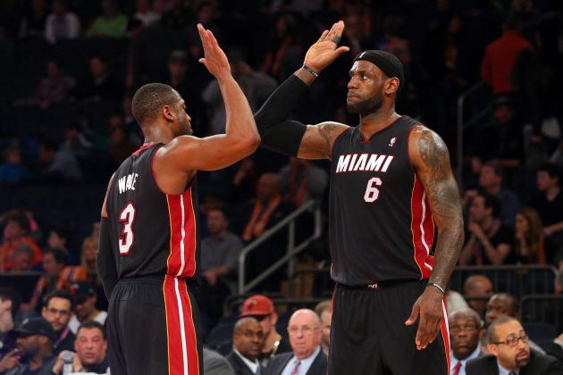 Every NBA Team's Ideal 2014 All-Star Weekend Competitors