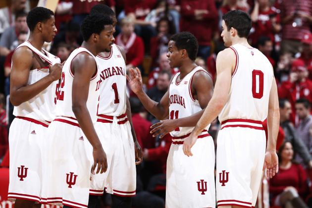 Indiana Basketball: Report Card for Hoosiers Midway Through Big Ten Play