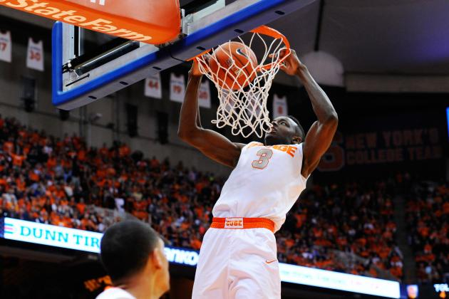 Syracuse Basketball: Report Card for Orange Midway Through ACC Play