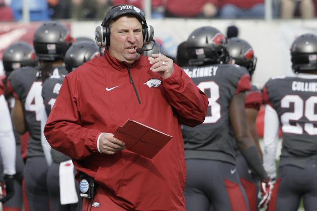 Arkansas Football Recruiting: Meet the Razorbacks' 2014 Class