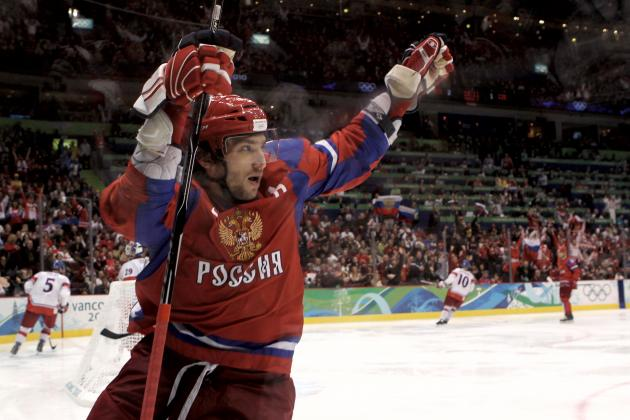 Russian Olympic Hockey Team 2014: Everything You Need to Know for Sochi Games