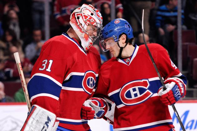 2013-14 Grades for Montreal Canadiens Stars Ahead of the Olympic Break