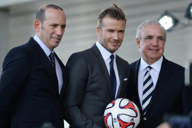 Paper News and Gossip: David Beckham's Miami Delight, Adnan Januzaj Link to PSG