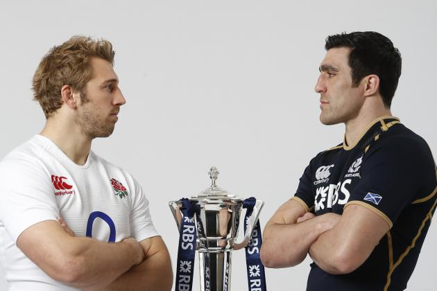 Scotland vs. England: 6 Players with a Point to Prove in Six Nations Clash