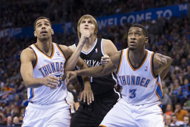Thunder Trade Rumors Tracker: Latest Updates Ahead of 2014 NBA Trade Deadline