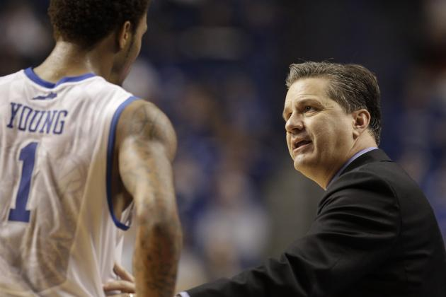 Kentucky Basketball: Report Card for Wildcats Midway Through SEC Play