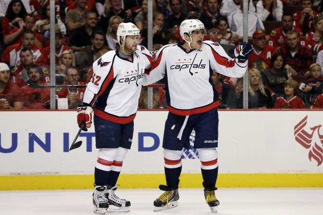 2013-14 Grades for Washington Capitals Stars Ahead of the Olympic Break