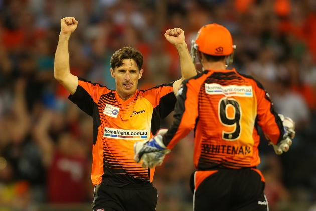 Big Bash League 2014: Winners and Losers