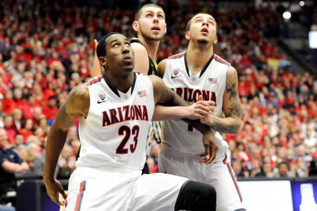 NCAA Bracket Predictions 2014: Projecting the March Madness Field at Week 14