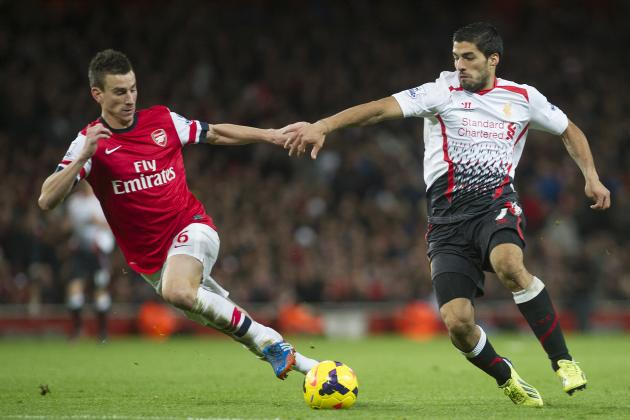 Premier League Weekend Preview: Game-by-Game Guide: Gunners' Tough Anfield Trip