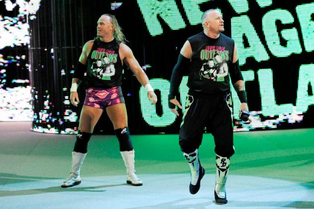 The New Age Outlaws' 6 Greatest Moments in WWE