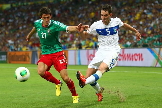 5 Youngsters Who Could Make Late Push for a Place in Mexico World Cup Squad