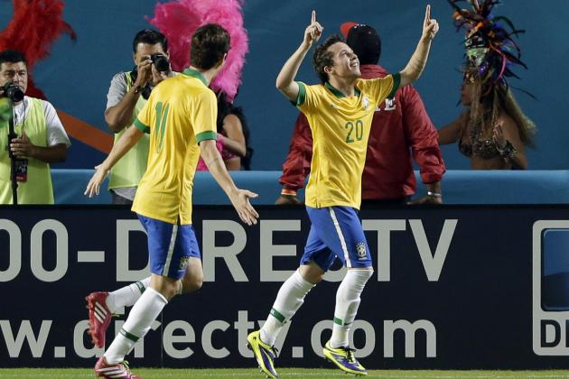 5 Youngsters Who Could Make Late Push for a Place in Brazil World Cup Squad