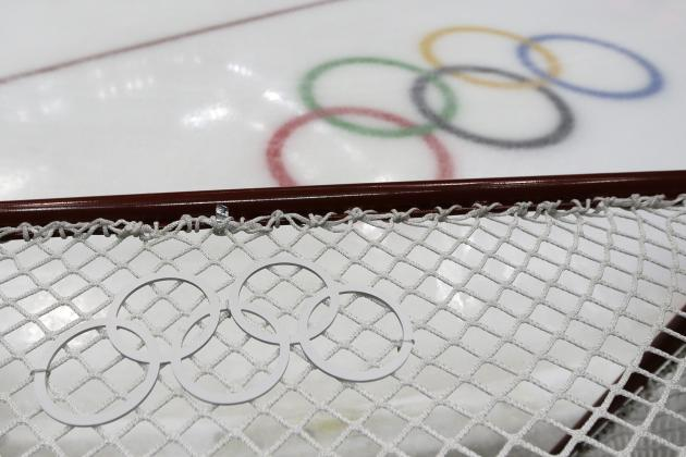 2014 Olympic Hockey: Top Storylines to Watch in Men's Ice Hockey Tournament