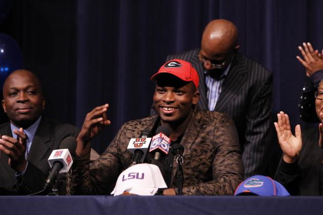 Georgia Bulldogs National Signing Day 2014: Position-by-Position Analysis