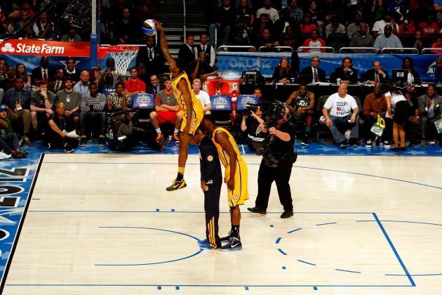 Each Dunk Contest Participant's Best Slam of His Career