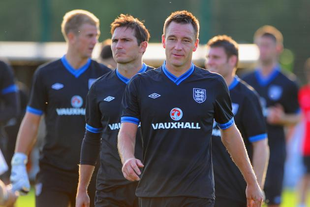Arguments For and Against John Terry Returning to England National Team