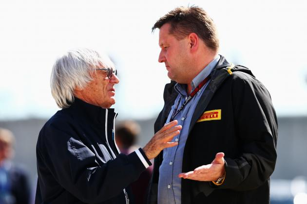 Formula 1's Latest Rumours and Talk: F1 Qualifying Set for Shake-Up and More