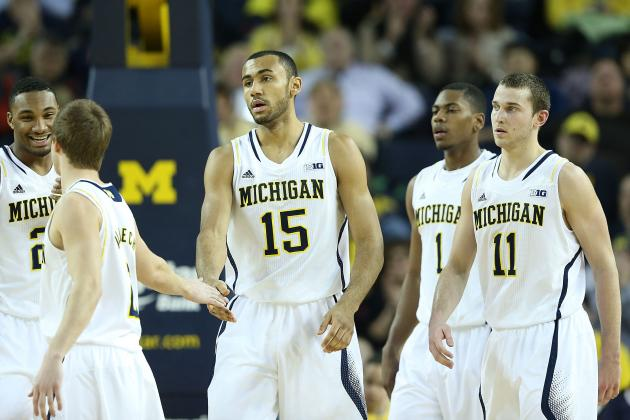 Michigan Basketball: 5 Burning Questions for Remainder of 2013-14 Season