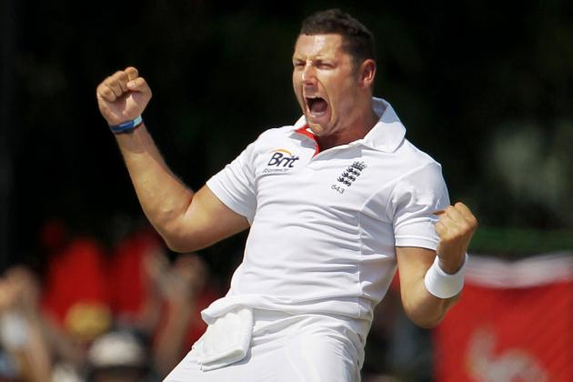 Tim Bresnan and Cricket's Best Winning Streaks