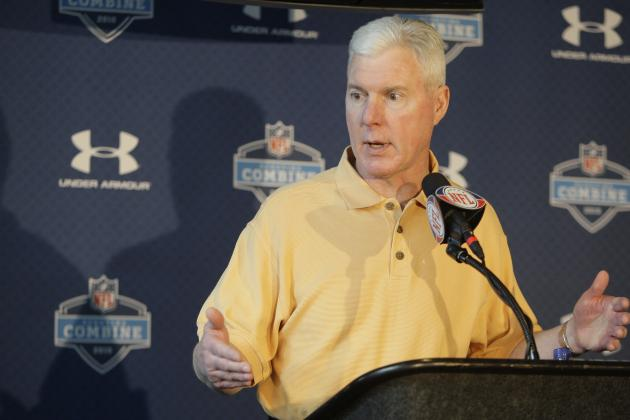 Pre-NFL Scouting Combine 7-Round Mock Draft for the Green Bay Packers
