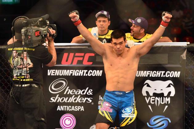 UFC Fight Night 36: Lyoto Machida vs. Gegard Mousasi Full Head-to-Toe Breakdown