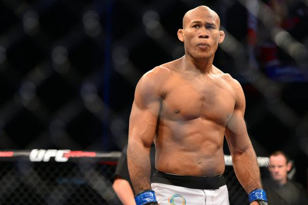 UFC Fight Night 36: Ronaldo Souza vs. Francis Carmont Full Head-to-Toe Breakdown