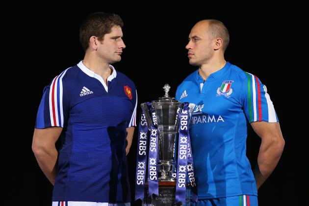 France vs. Italy: 5 Key Battles That Will Shape 6 Nations Clash