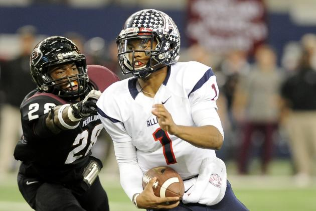 Texas A&M Recruiting: Looking Ahead to 2015 Class