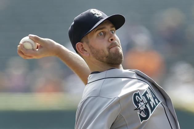 10 Starting Pitchers Poised for Big Breakout Seasons in 2014