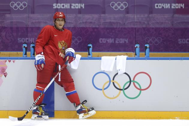 Olympic Hockey 2014: Complete MVP Odds for Sochi