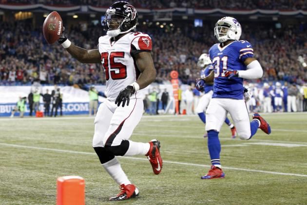 5 Atlanta Falcons Bound to Break out in 2014