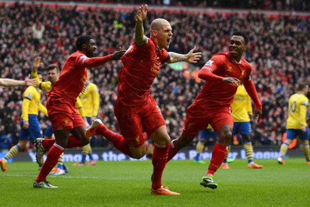 Premier League Results: Analysis for Liverpool vs. Arsenal and All the Matches