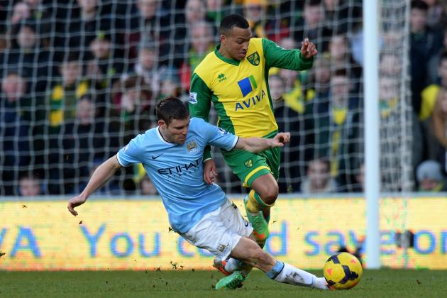 Norwich City vs. Manchester City: 6 Things We Learned from Scoreless Draw