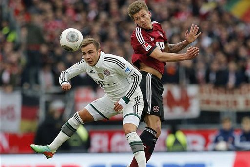 FC Nurnberg vs. Bayern Munich: 6 Things We Learned